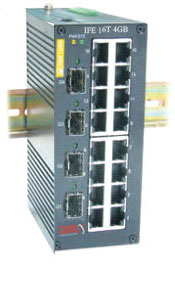 IFE 16T 4GB MC 20-Port-Industrial Ethernet Switch