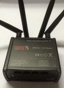 Industrial Cellular LTE 4G/3G/2G Router with Wi-Fi -6904