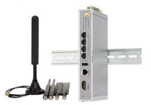 Industrial ADSL 2+ Router with Cellular back up, Wi-Fi, RS232 / 485 - 6402